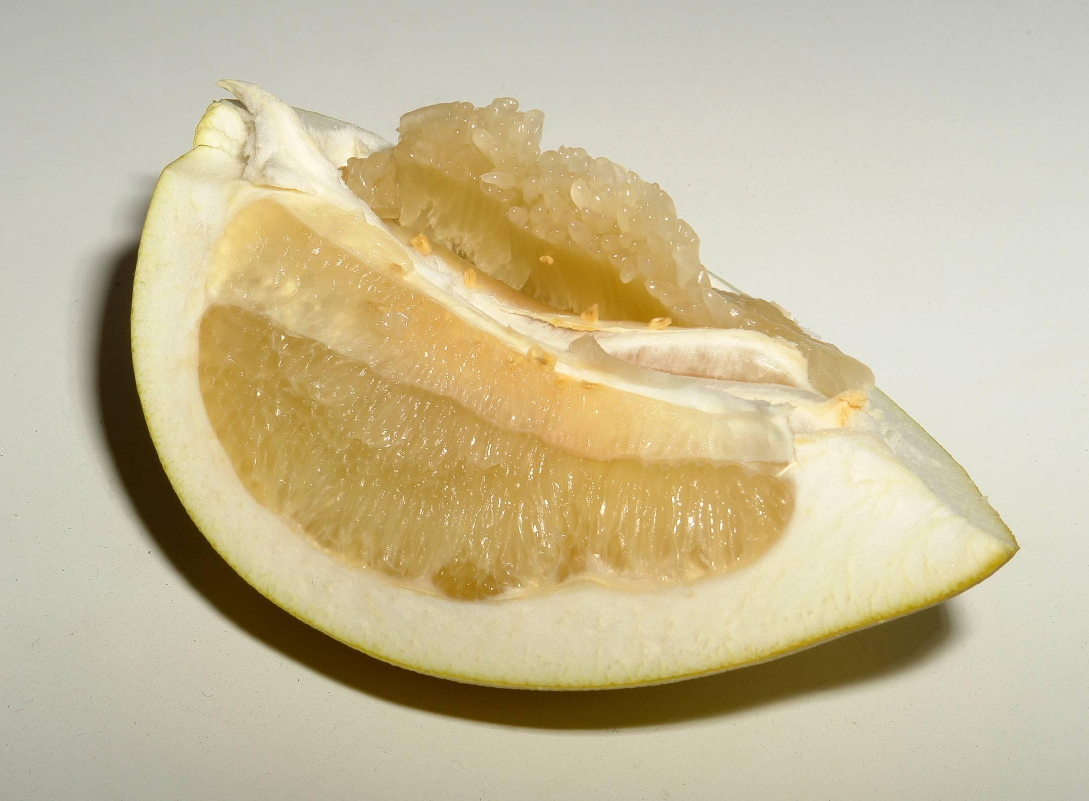 Бжу грейпфрута и его гликемический индекс