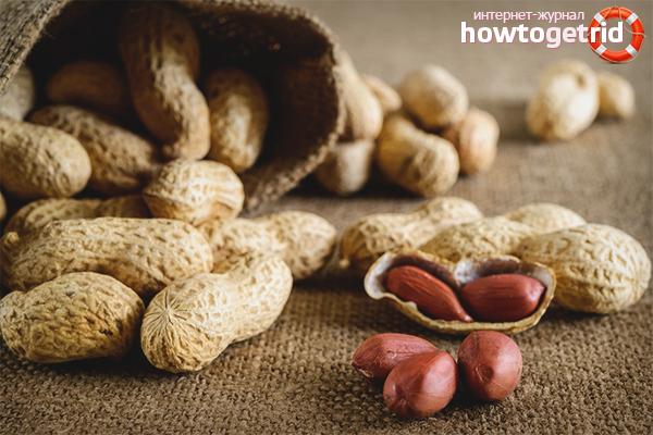 Выращивание арахиса | россельхоз.рф