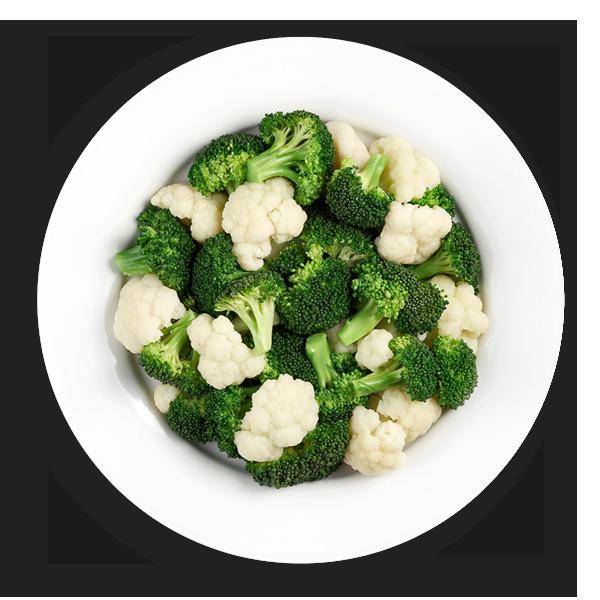 Что полезнее брокколи или цветная капуста? | пища это лекарство