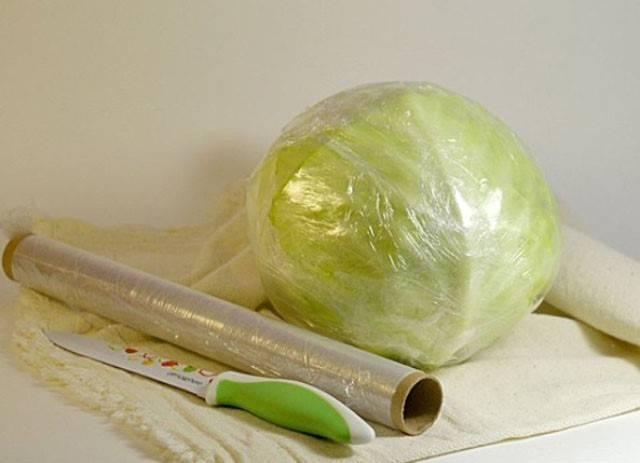 5 способов как сохранить капусту в свежем виде до 1-го июля
