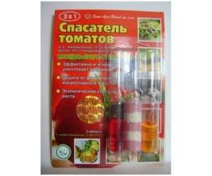Спасатель томатов 3 в 1: описание препарата — selok.info