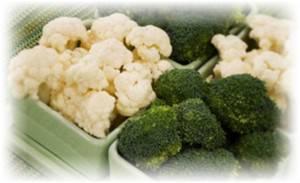 Чем отличается брокколи от цветной капусты - чем