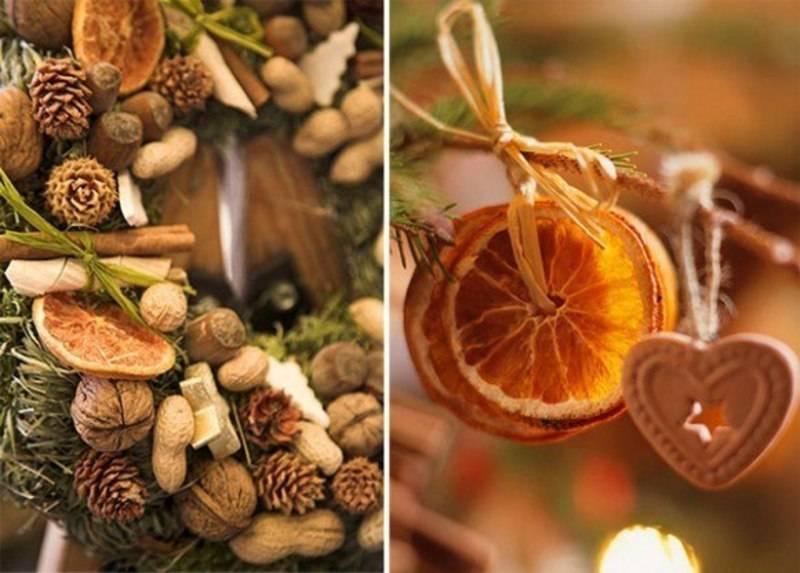 Как засушить апельсин для декора и еды — selok.info