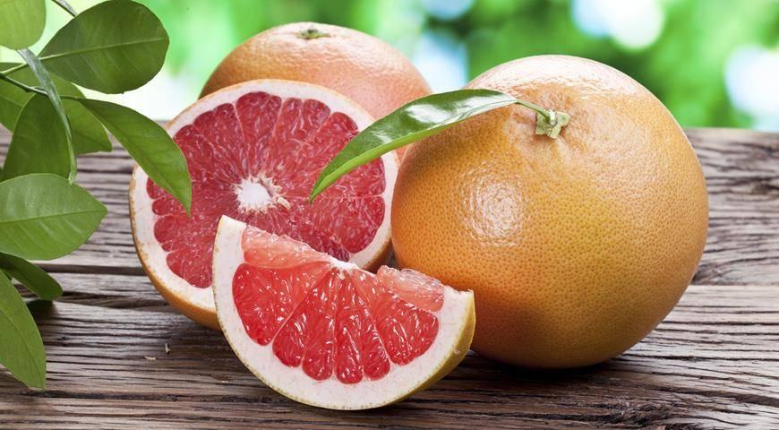 Грейпфрут: сорта и их характеристика