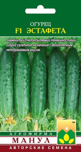 Огурец эстафета f1: отзывы, выращивание и урожайность, фотографии и описание сорта