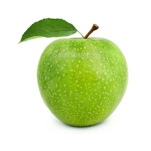 Польза зеленых яблок