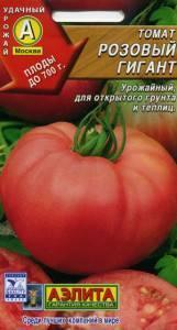 Томат розовый гигант — 115 фото, описание и характеристика сорта. правила посадки и урожайность сорта