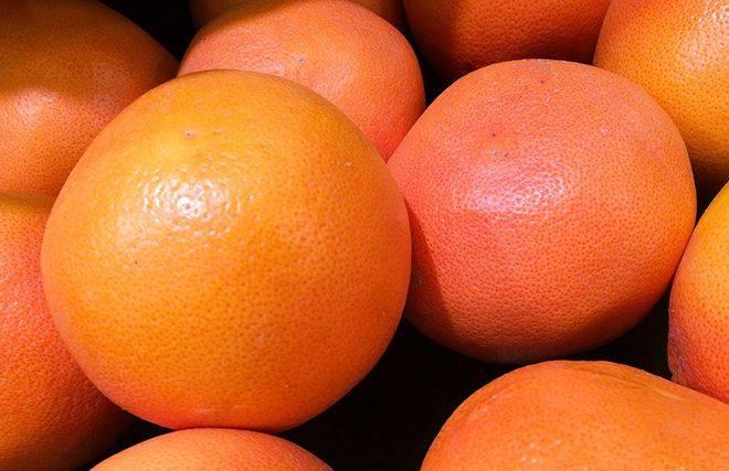Сок грейпфрутовый — витамины