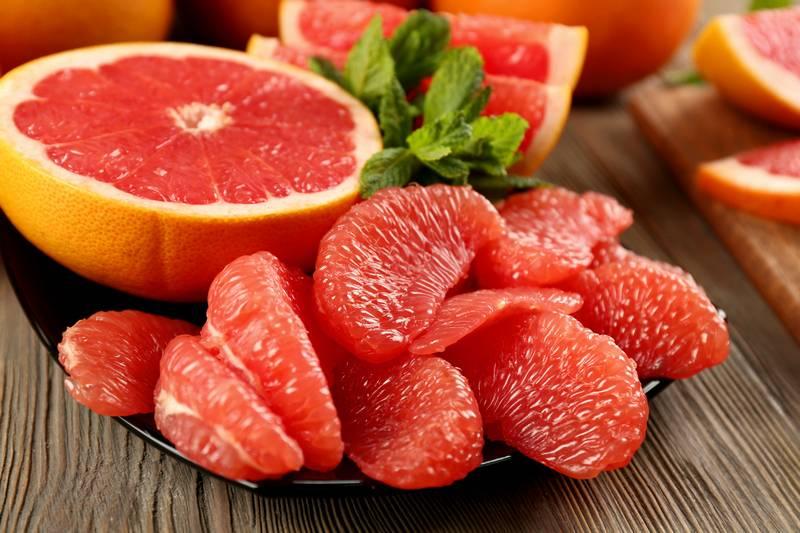 Описание и фото грейпфрута