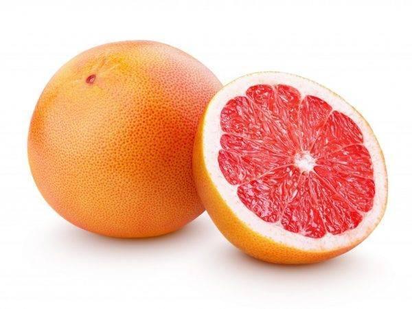 Грейпфрут для похудения: польза и вред