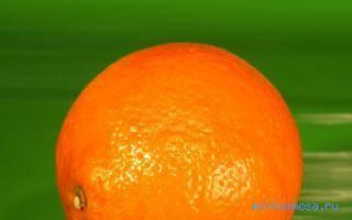 К чему снится апельсины?