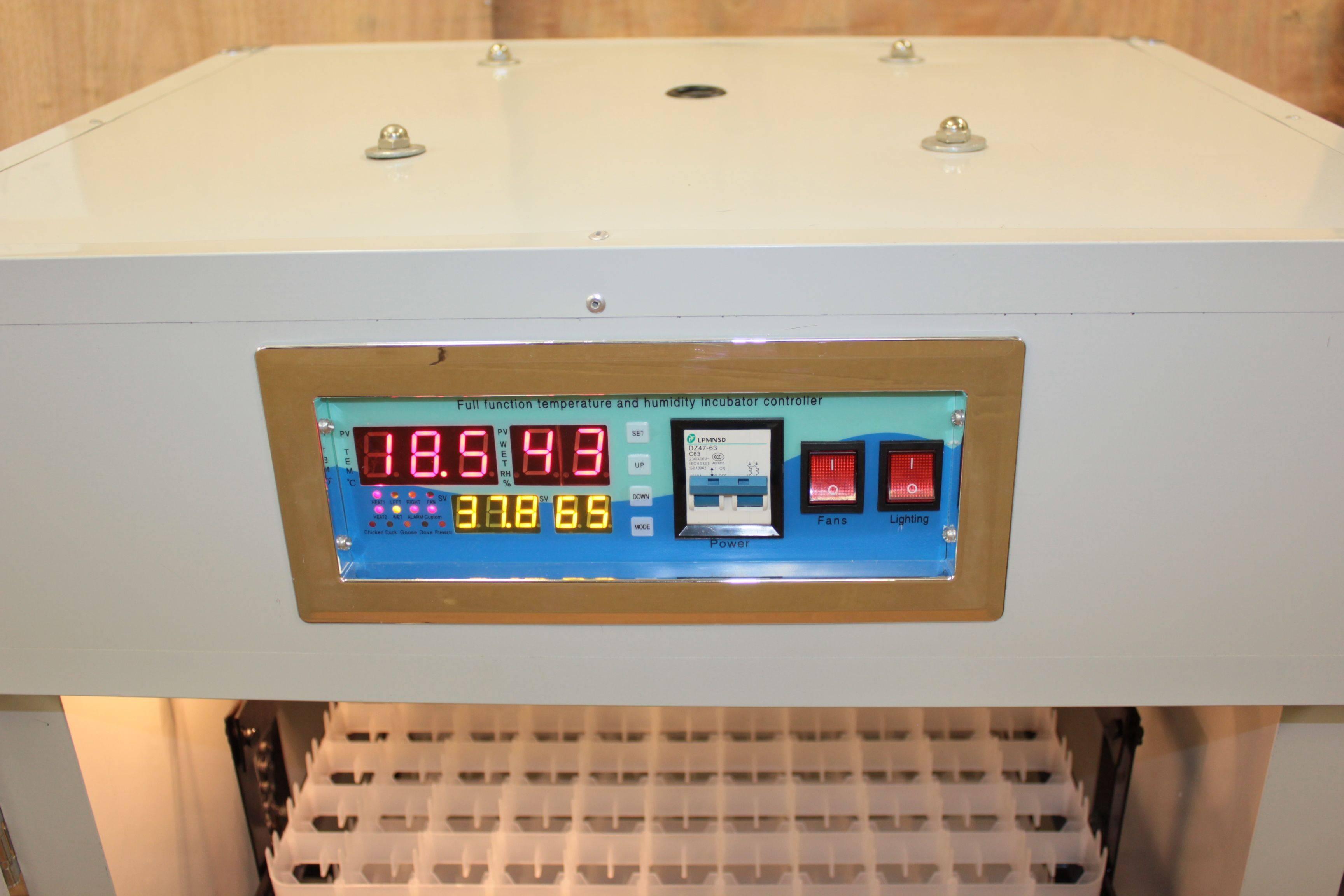 Как выбрать инкубатор для яиц автоматический?