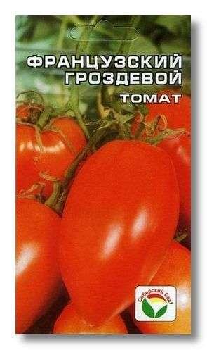 """""""французкий гроздевой"""" томат: описание, выращивание, уход, фото"""