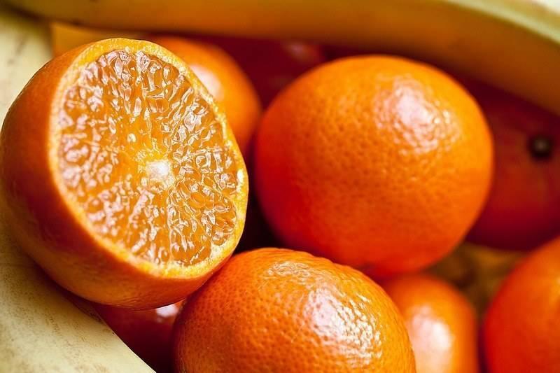 Мандарины: калорийность и бжу, польза и вред для здоровья
