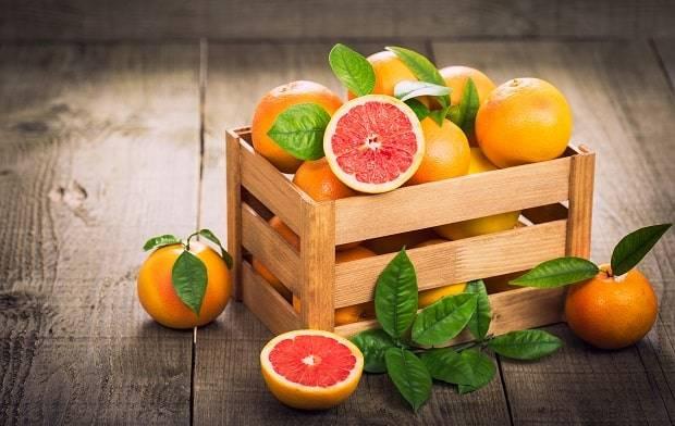 Белый и красный грейпфрут: чем полезны