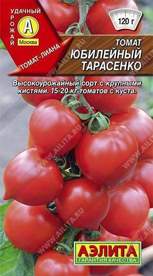 Томат тарасенко юбилейный – 11 особенностей и советы по выращиванию