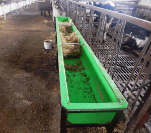 Кормушка для коров и телят своими руками: виды, пошаговая инструкция, фото