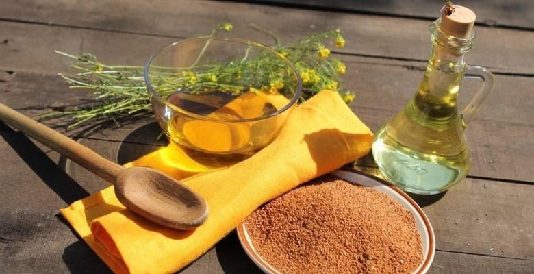 Рыжиковое масло: полезные свойства, способы примененияи противопоказания. из чего делают рыжиковое масло