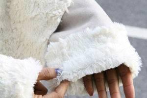 Как постирать овчину в стиральной машине?