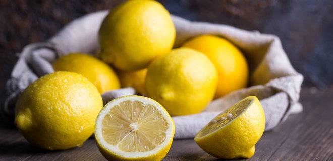 Витамин с в дольке лимона