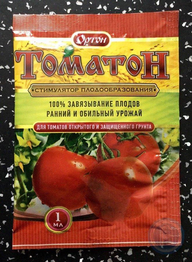 Свойства стимулятора плодообразования томатон