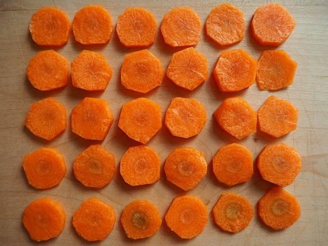Рецепты для духовки: как сделать вяленую морковь?