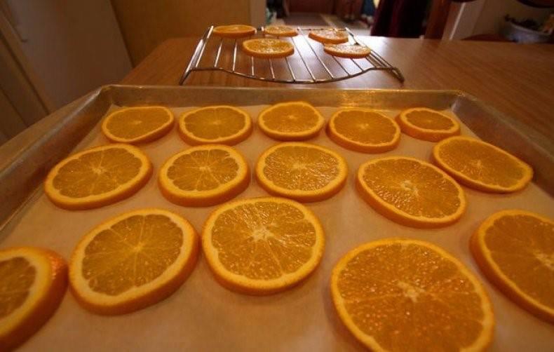Зачем сушить апельсиновые корки. и что потом с ними делать