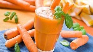 Морковь средство от изжоги