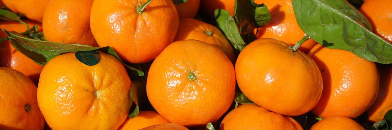 Какие витамины в мандаринах? сколько витамина с в мандарине?