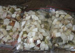 Как заморозить белые грибы на зиму в морозилке : рецепты