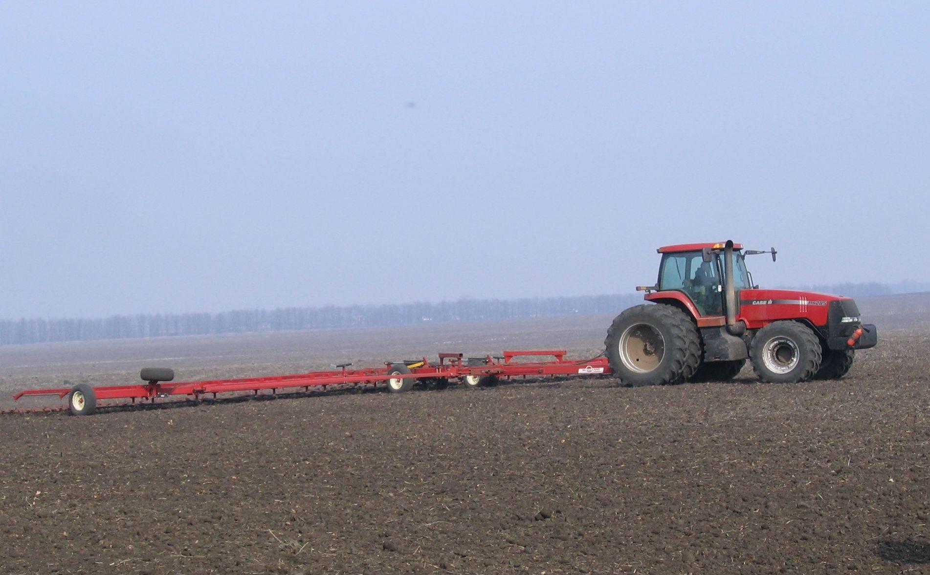 Все об обработке почвы