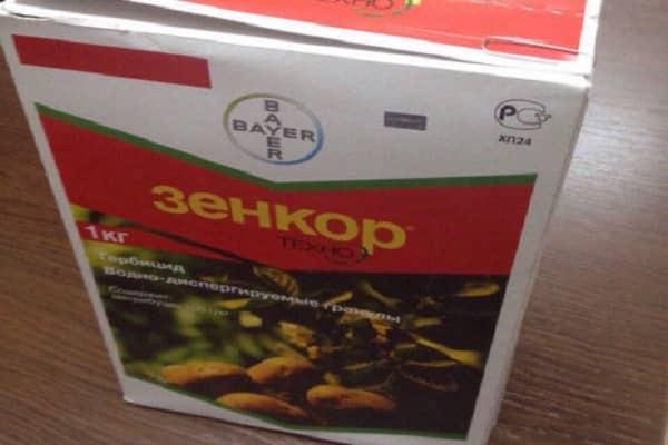 Гербициды для картофеля - список препаратов и применение