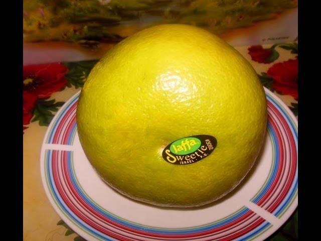 Польза грейпфрута свити для организма — способы применения
