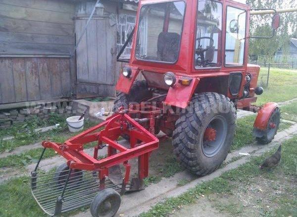 Картофелекопалка для мини-трактора: особенности выбора, преимущества и недостатки лучших моделей