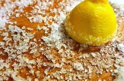 Лимон с солью: польза и вред, для похудения, от давления, для очищения кишечника