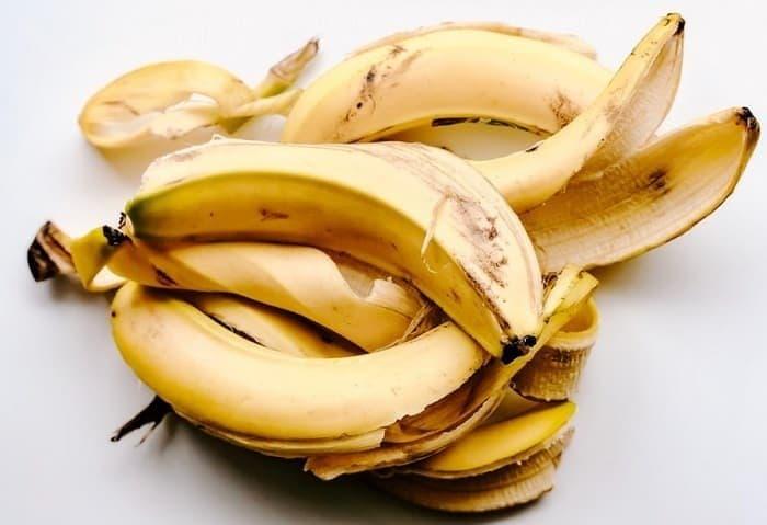 Применение банановой кожуры в качестве удобрения