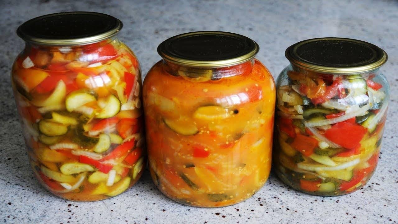 Кубанский салат на зиму — самые вкусные рецепты