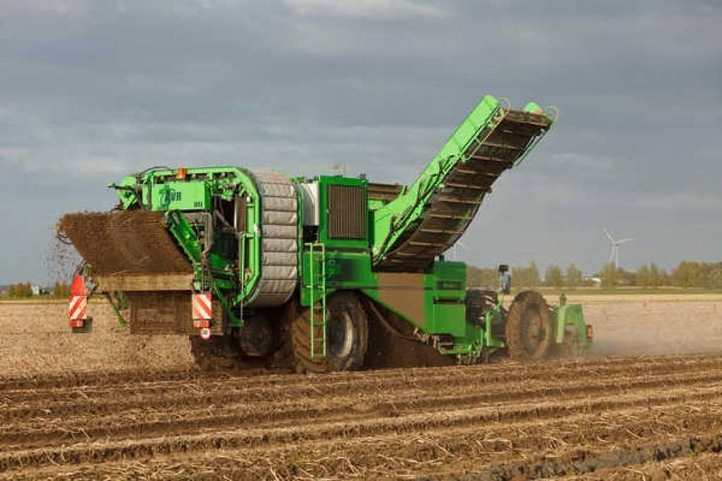 Сельскохозяйственные и мелиоративные машины