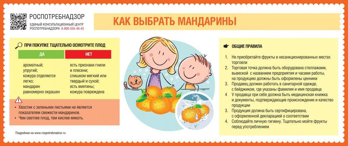 Мандарин: полезные свойства, химический состав, рецепты + фото!