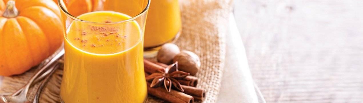 Тыквенный сок — здоровья глоток