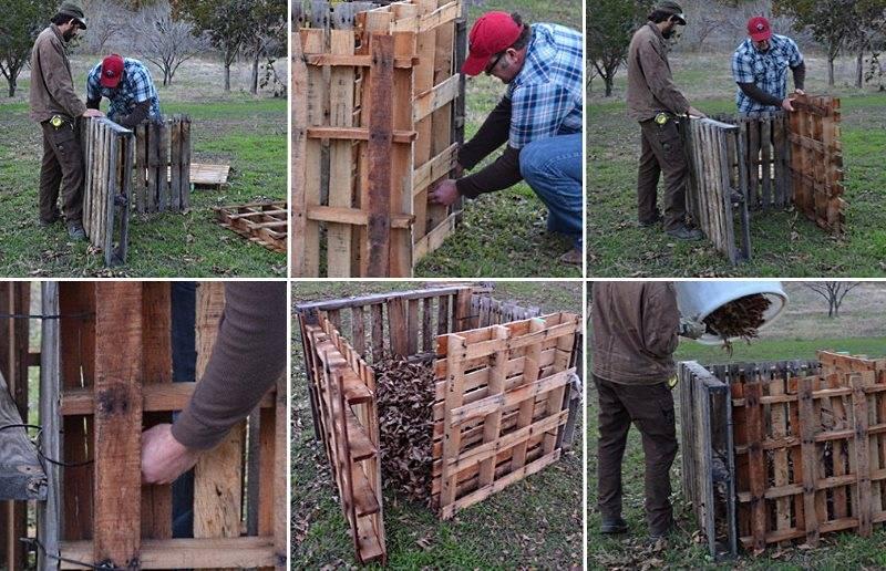 Компостная яма своими руками - как сделать простую и эффективную яму? 135 фото-идей