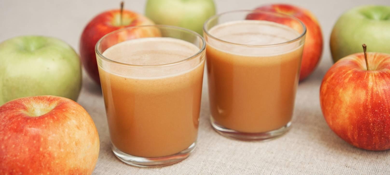 Яблочный сок: польза и вред для организма, состав, рецепты на зиму