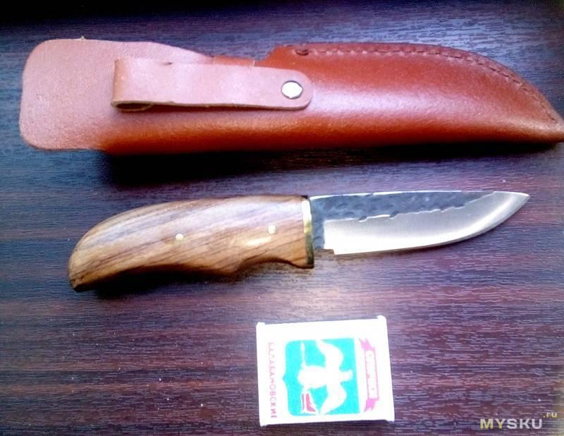 Оригинальные и простые ножи грибника