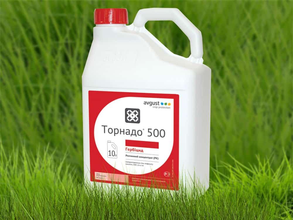 Торнадо от сорняков: инструкция по применению гербицида