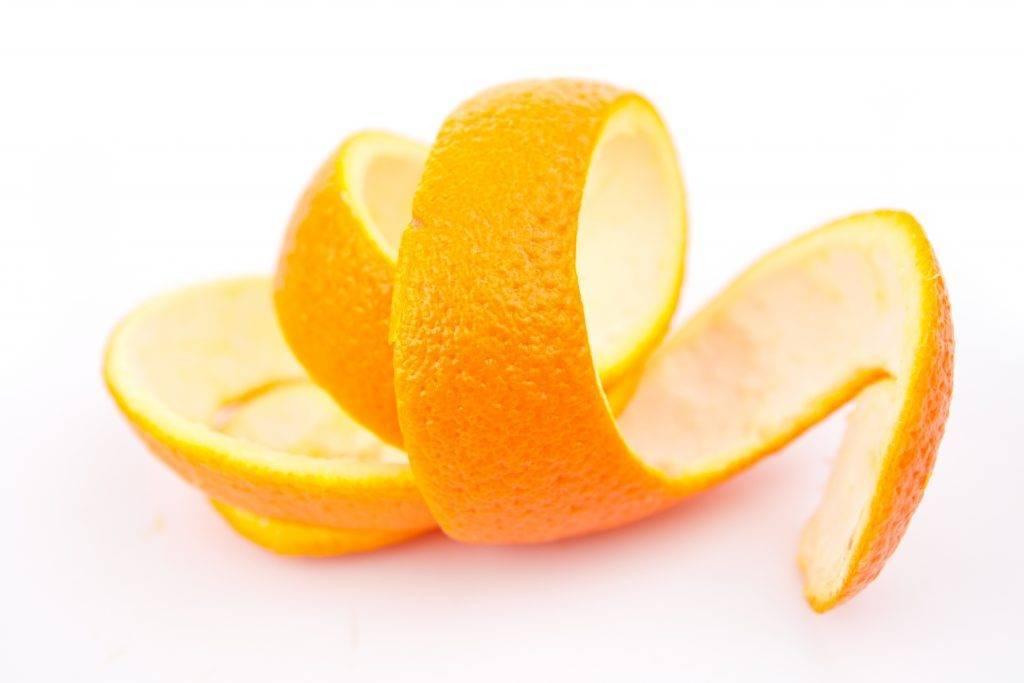 Польза и вред апельсиновой цедры