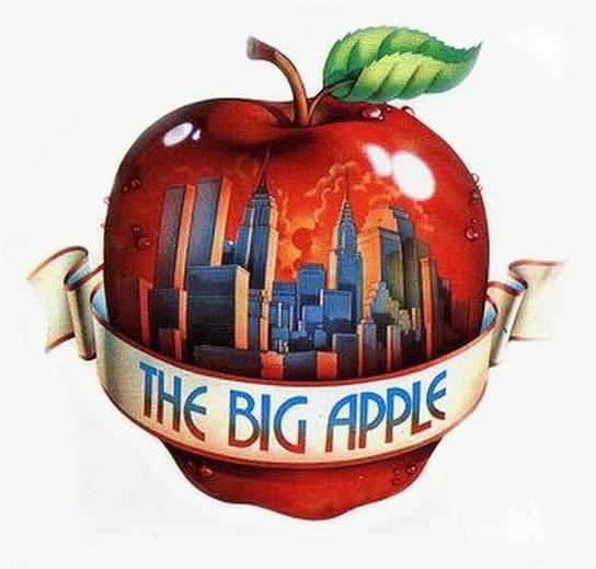 Большое яблоко — posmotre.li