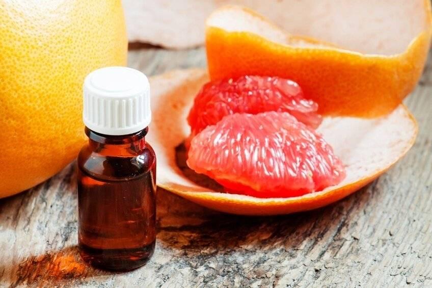 Применение эфирного масла грейпфрута