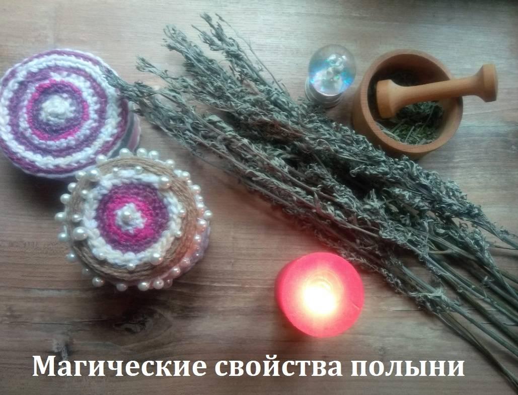 Магические свойства и применение полыни