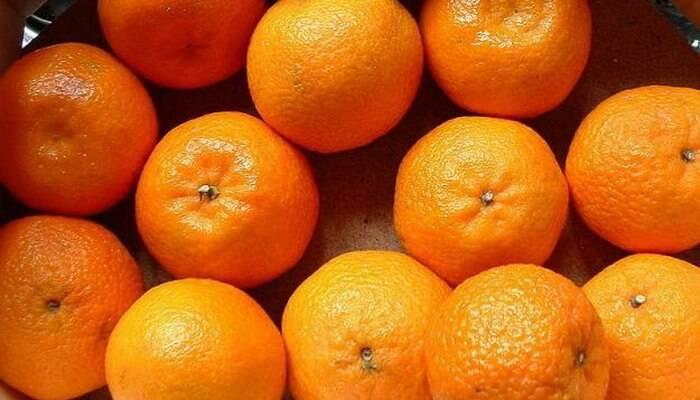 Гибрид апельсина и граната: название фрукта, фото