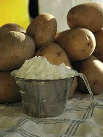 Как получить крахмал из картофеля в домашних условиях — пошаговый рецепт, советы по использованию и хранению